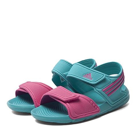 adidas阿迪达斯新款专柜同款女童游泳鞋AF3872