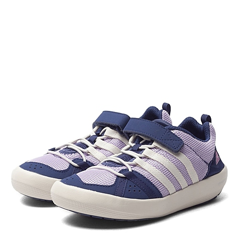 adidas阿迪达斯新款专柜同款男童户外鞋S32044