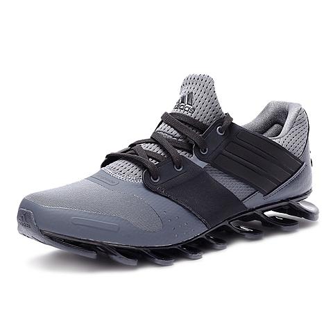 adidas阿迪达斯新款男子SPRINGBLADE系列跑步鞋AQ5678