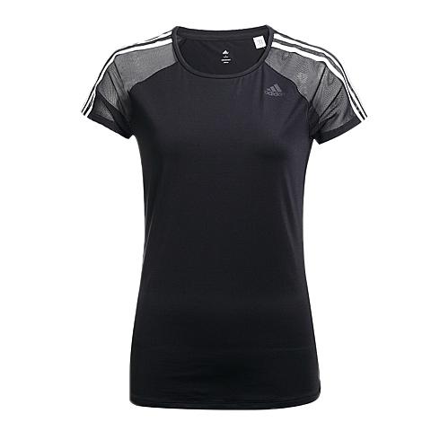 adidas阿迪达斯新款女子训练系列T恤AJ4996