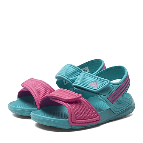 adidas阿迪达斯新款专柜同款女婴童游泳鞋AF3866