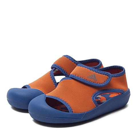 adidas阿迪达斯新款专柜同款男婴童游泳鞋AF3873