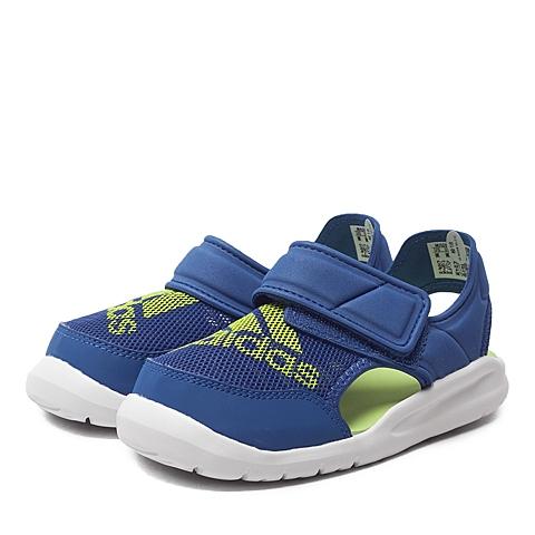 adidas阿迪达斯新款专柜同款男婴童游泳鞋AF3895