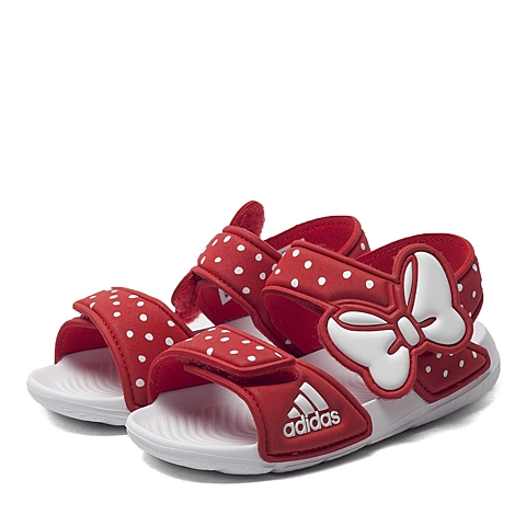 adidas阿迪达斯新款专柜同款女婴童迪士尼系列游泳鞋AF3918
