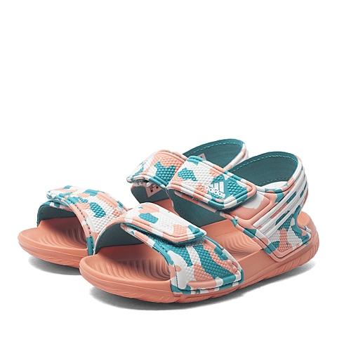 adidas阿迪达斯新款专柜同款女婴童游泳鞋S74685