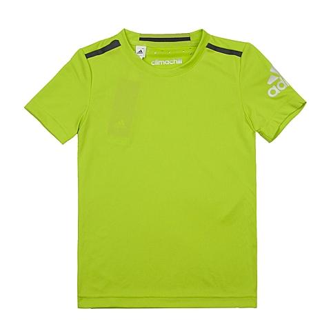 adidas阿迪达斯新款专柜同款男大童短袖T恤AZ6573