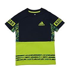 adidas阿迪达斯2016新款专柜同款男大童短袖T恤AP6540