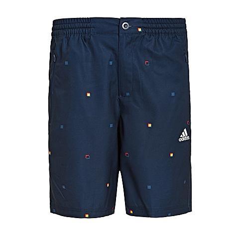 adidas阿迪达斯新款男子SUMMER ATTACK系列短裤B47997