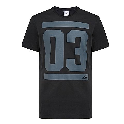 adidas阿迪达斯新款男子SUMMER ATTACK系列T恤AH8728