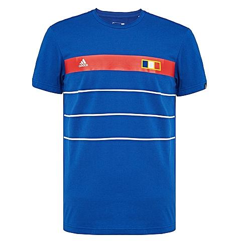 adidas阿迪达斯新款男子图案系列T恤AI5637