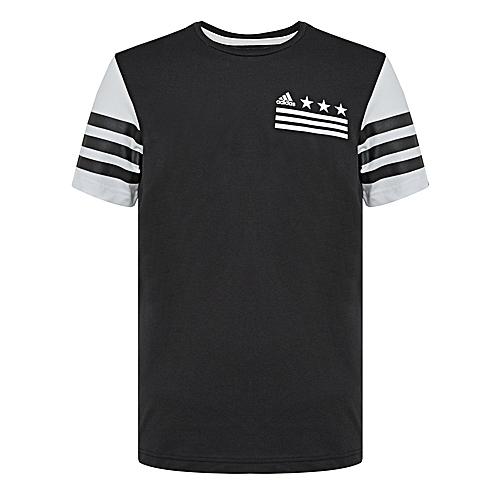 adidas阿迪达斯新款男子SUMMER ATTACK系列T恤AI6050