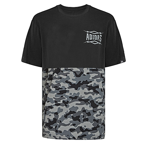 adidas阿迪达斯新款男子SUMMER ATTACK系列T恤AI6064
