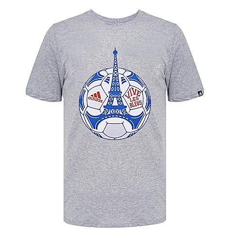 adidas阿迪达斯新款男子图案系列T恤AP5099