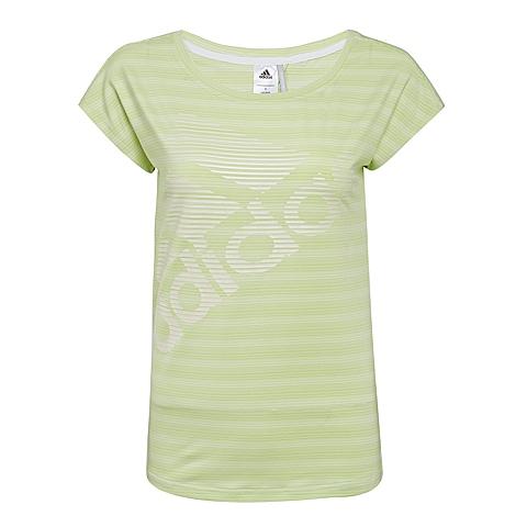 adidas阿迪达斯新款女子SUMMER ATTACK系列T恤AP5869