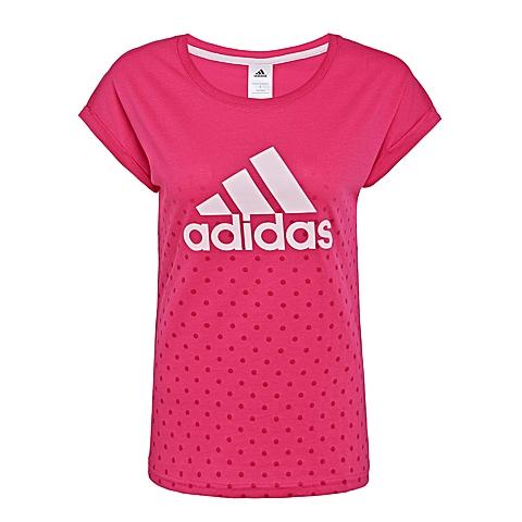 adidas阿迪达斯新款女子SUMMER ATTACK系列T恤AP5895