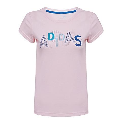 adidas阿迪达斯新款女子SUMMER ATTACK系列T恤AP5901