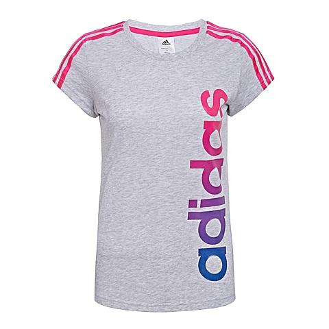 adidas阿迪达斯新款女子SUMMER ATTACK系列T恤AP5908