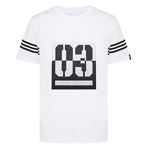 adidas阿迪达斯新款男子SUMMER ATTACK系列T恤AP6380
