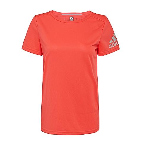 adidas阿迪达斯新款女子训练系列T恤AX8761