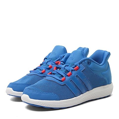 adidas阿迪达斯新款专柜同款男小童跑步鞋S74543