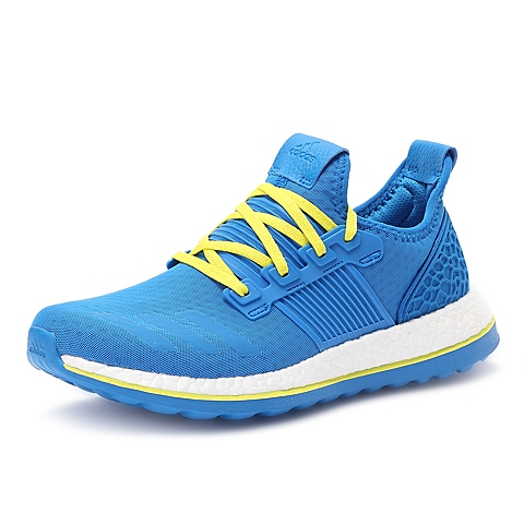 adidas阿迪达斯新款男子BOOST系列跑步鞋AQ4696