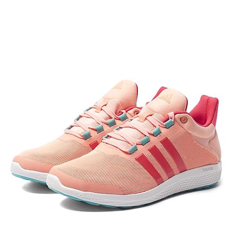 adidas阿迪达斯新款专柜同款女大童跑步鞋S42122