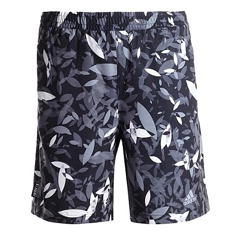 adidas阿迪达斯新款男子跑步常规梭织短裤AI7569