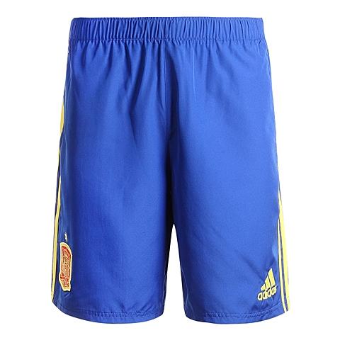 adidas阿迪达斯新款男子西班牙队系列短裤AI4866