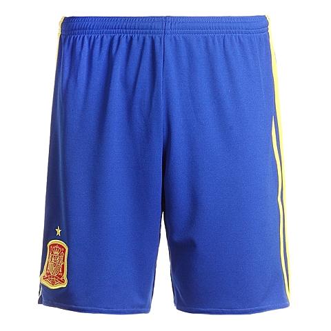 adidas阿迪达斯2016年新款男子西班牙队系列针织短裤AA0847