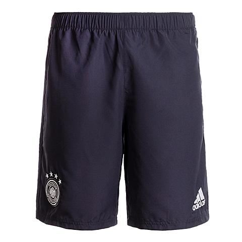 adidas阿迪达斯新款男子德国队系列梭织短裤AC6564