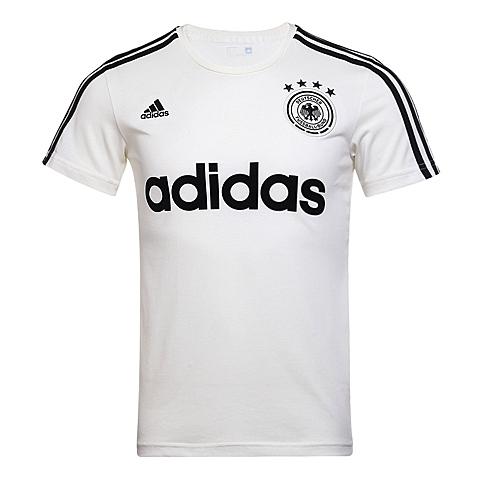 adidas阿迪达斯新款男子德国队系列T恤AC6700