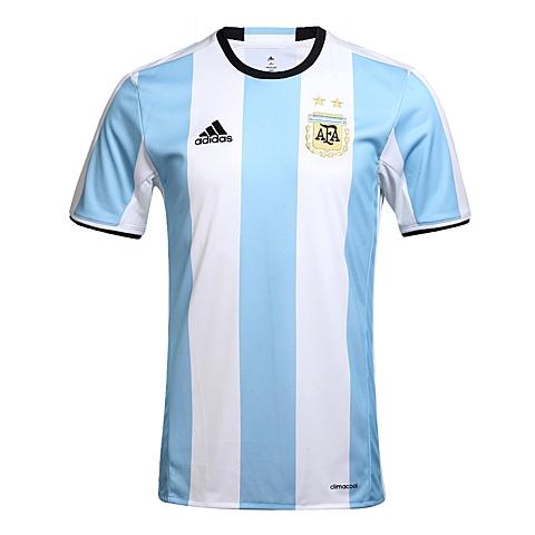 adidas阿迪达斯新款男子阿根廷队系列T恤AH5144
