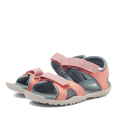 adidas阿迪达斯新款专柜同款女童户外鞋AF6133
