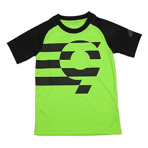 adidas阿迪达斯新款专柜同款大童男短袖T恤AO2869