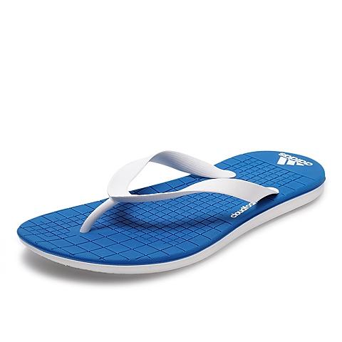 adidas阿迪达斯新款男子休闲系列游泳鞋AQ6120