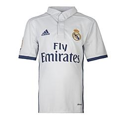 adidas阿迪达斯2017新款专柜同款男大童足球场上系列短袖T恤AI5189