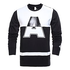 adidas阿迪达斯2016年新款男子亚洲图案系列针织套衫AY3712