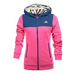 adidas阿迪达斯2016年新款女子网球文化系列针织外套AY4554
