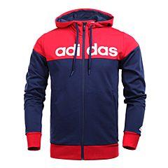 adidas阿迪达斯新款男子运动休闲针织外套AZ8438