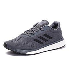 adidas阿迪达斯新款男子RESPONSE系列跑步鞋BA7542