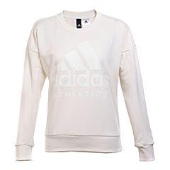 adidas阿迪达斯2017年新款女子运动全能系列针织套衫S97069