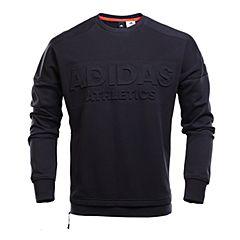 adidas阿迪达斯2017年新款男子运动休闲系列针织套衫BQ1900