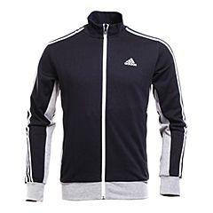 adidas阿迪达斯2017年新款男子训练运动休闲系列针织外套BR1555