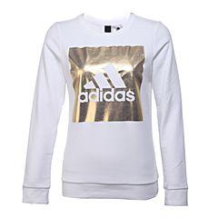 adidas阿迪达斯2017年新款女子运动全能系列针织套衫BS3238