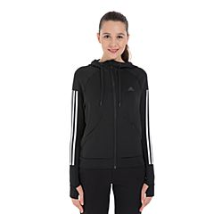 adidas阿迪达斯新款女子综合训练系列针织外套BK7675