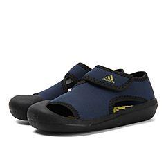 adidas阿迪达斯2018男婴童SandalFun I游泳鞋BY2242