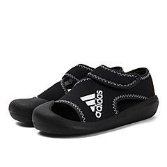 adidas阿迪达斯2018男婴童SandalFun I游泳鞋CG3777