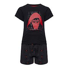 adidas阿迪达斯2017新款男婴童TO DY SW SUSET 星球大战系列短袖套服BK2976