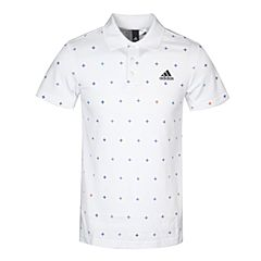 adidas阿迪达斯2017年新款男子运动休闲系列POLO衫BK3255