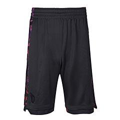 adidas阿迪达斯2017年新款男子篮球常规系列针织短裤S97465